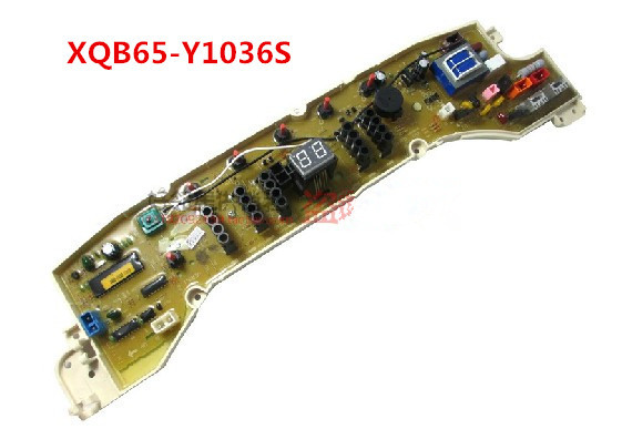 Free shipping 100% tested for sanyo washing machine accessories motherboard program control xqb55-s1033 xqb65-y1036s on sale free shipping 100%tested for jide washing machine board control board xqb55 2229 11210290 motherboard on sale