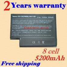 JIGU 8 celdas de Batería Portátil Para Hp Compaq OmniBook XE4 Series XE4000 XE4100 XE4400 XE4500 Series Series Pavilion Serie 4000 5000