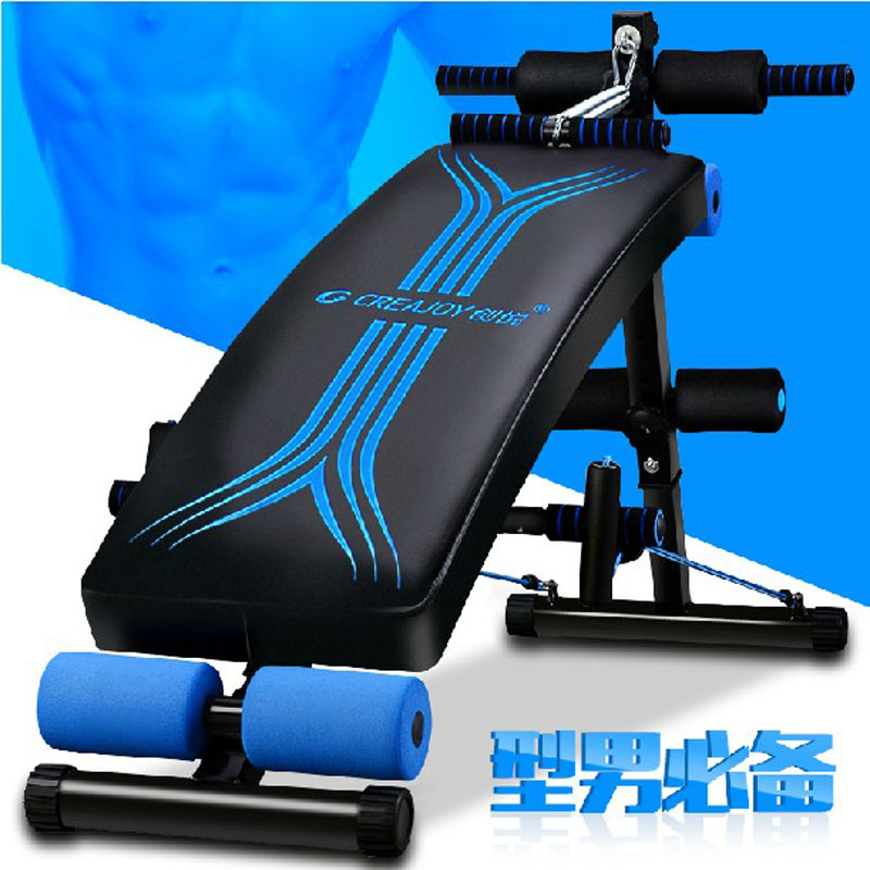 Multifunction weight loss supine board fitness equipment ...