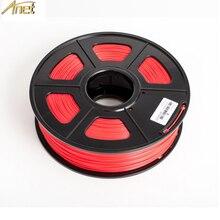 ABS 3D Printer Filament Multicolor 1.75mm 1kg Spool 1.75mm Plastic Consumables Material Cheap Price RepRap 3D Printer Filaments цена 2017