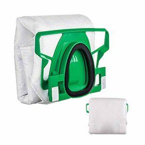Image 2 - 12 * كيس لجميع الغبار الغبار تنظيف الملابس حقيبة 1 * أقراص العطر الياسمين ل Vorwerk VK200 FP200 مكنسة كهربائية أجزاء