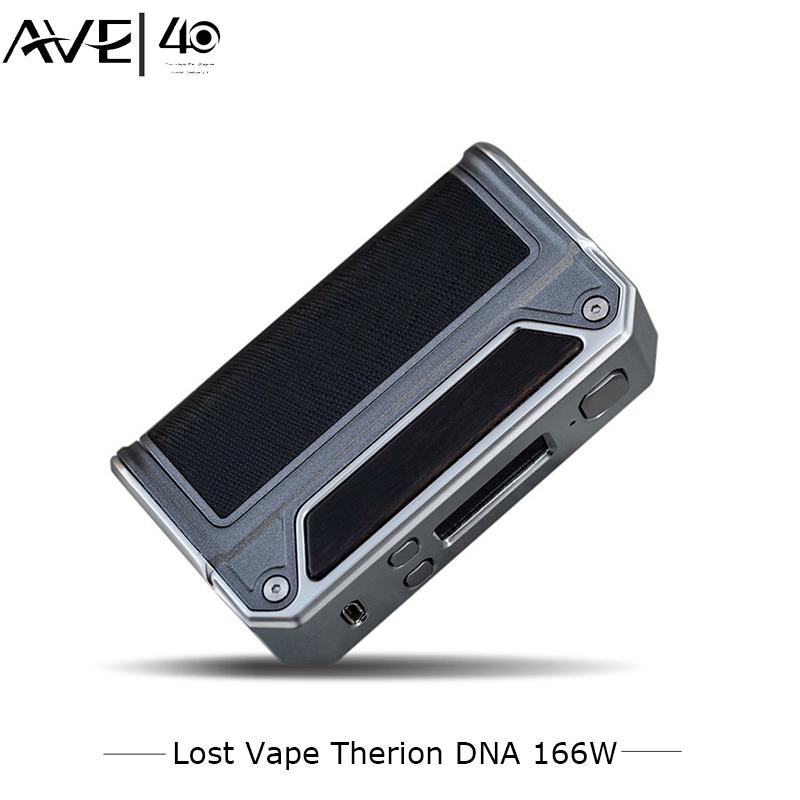 Prix pour D'origine de Haute qualité LostVape Perdu Vaporisateur Therion ADN 166 TC Boîte Mod VV/VW DNA166 E-Cigarettes Mod Evolv DNA250 Chipset Vaporisateur