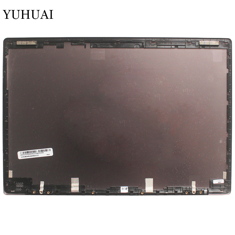 With touch screen LCD Back Cover for ASUS UX303L UX303 UX303LA UX303LN Grey 13 3 for asus zenbook ux303 ux303ln ux303 new touch screen digitizer sensor glass replacement parts