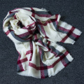 140*140 cm Square Winter Scarf Women Plaid Cashmere Scarf Wrap Luxury Brand Scarf Warm Imitated Pashmina Shawls and Scarves Long