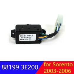 881993E200 dla kia Sorento 2003 2006 oryginalna regulacja mocy przedniego lewego siedzenia 88199 3E200 w Przełączniki i przekaźniki samochodowe od Samochody i motocykle na