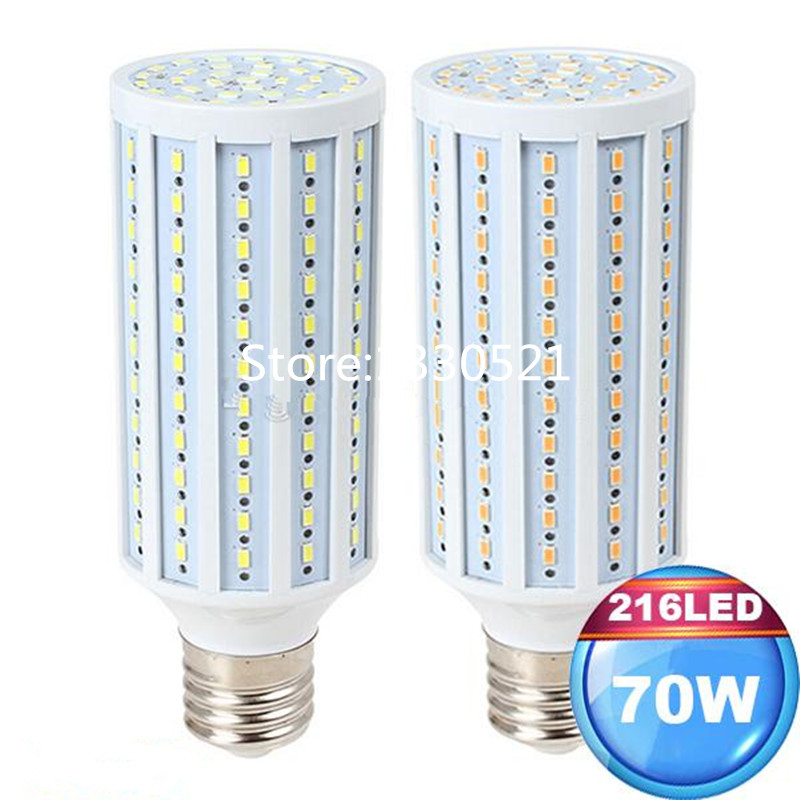NEW 70W 216LEDs Samsung SMD5630 LED Corn Lamp Bulb E26 E27 E39 E40 ...