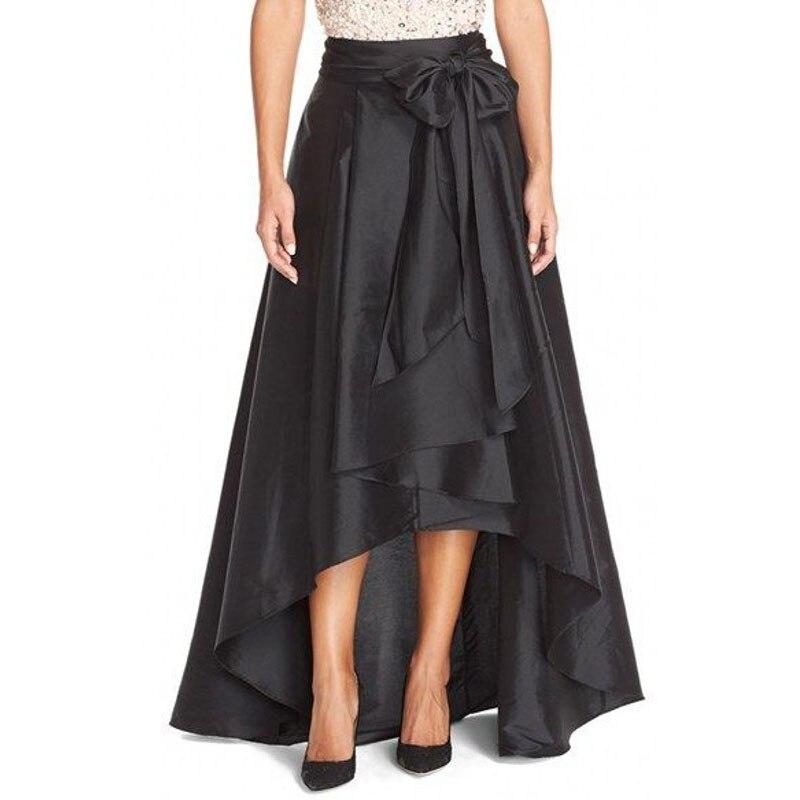 Online Get Black Floor Length Skirt Aliexpress