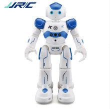 NEW JJRC R2 CADY RC Robot WIDA WINI Intelligent Obstacle Avoidance Gesture Control Singing Birthday Gift Present for kids(China)