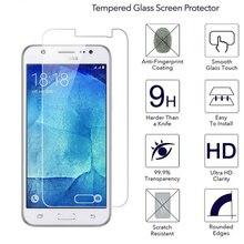 J5 Tempered Glass Screen Protector for Samsung Galaxy J500 SM-J500F 2015 / 2014 Phone ProtectiveGLAS Sklo pelicula de Vidr