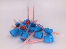 купить 40PCS TZ-BX316(TW) glue mixer 10: 1 AB glue mixing tube MB3.2-16S round mouth static Dispensing accessories and supplies дешево