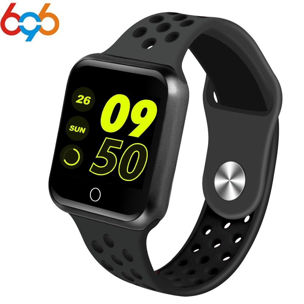 696 Smart Watch waterproof S226 Pedometer Heart rate detection Multi Sport Smartwatch android smart clock men smart wear pk iwo5