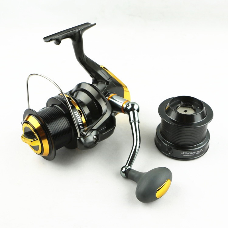 2015 new 4 7 1 long casting sea fishing surf casting reel for Surf fishing reels