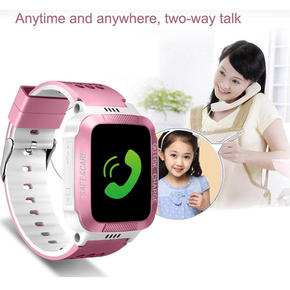 Y21S Intelligente Foto Unter Schritt Sicherheit Dual Positionierung Kind Telefon Uhr kinder Uhren herren uhren top brand luxus zu