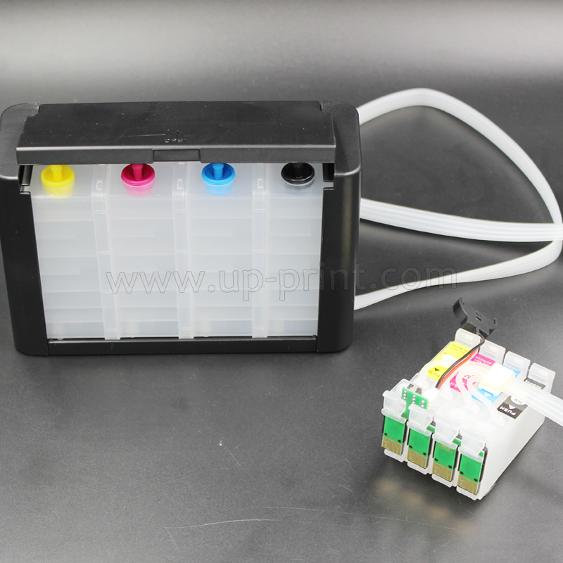 T1631 CISS ink system For Epson WorkForce WF-2650 / WF-2660 / WF-2760  wf-2750 with Auto reset chip 16/16XL