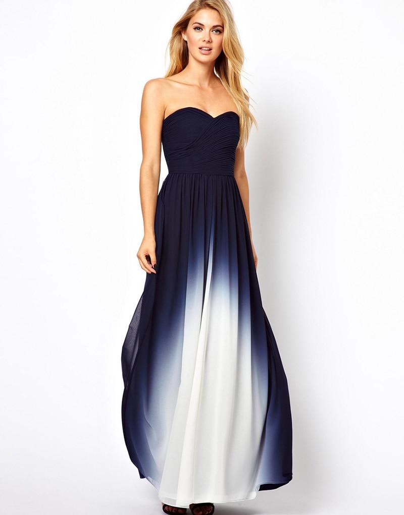Aliexpress.com : Buy New Arrival Gradient Chiffon Prom