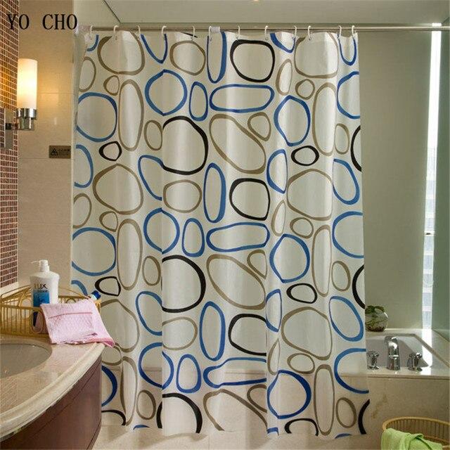 Modern Peva Shower Curtains Cute Bath Curtain Bathroom Products