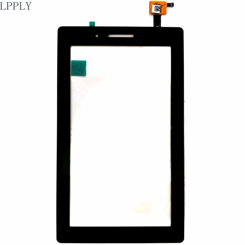 LPPLY Nouveau Pour Lenovo Tab 3 7.0 710 essentiel tab3 710F TB3-710 TB3 710 Écran Tactile Digitizer Capteur Pièces De Rechange