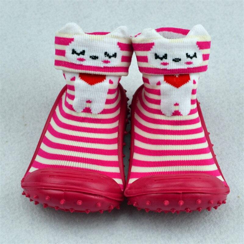 Baby Girls Buty Soft Bottom Floor Maluch Buty Obuwie Damskie buty - Buty dziecięce - Zdjęcie 2