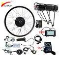 48V500W комплект для переоборудования электрического велосипеда с батареей 48V16AH для 26