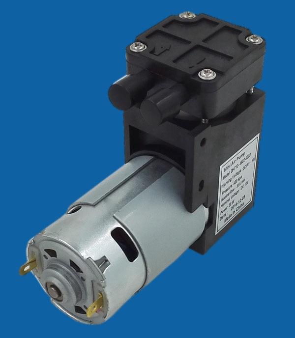 3750mmHg pressure 12V electrical piston brush DC electric air pump high pressure эра ecsa 3750