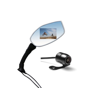 Olevo Motorcycle Camera Car Dvr For Motorcycle Rearview Mirror Camera Auto Video Camera Motorcycle Dvr Camera Video Recorder