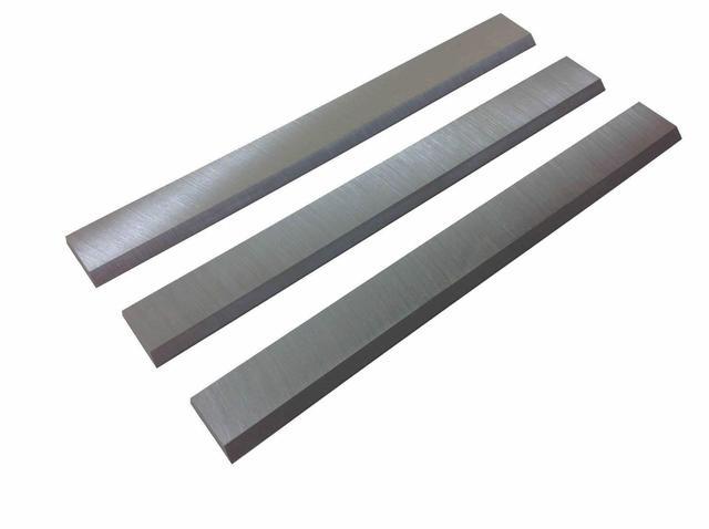 "Hz 3 pcs 6 ""155x16x3mm hss 플레너 나이프 jointer blade for delta, jet, powermatic, craftsman, rockwel, ridgid jointers"