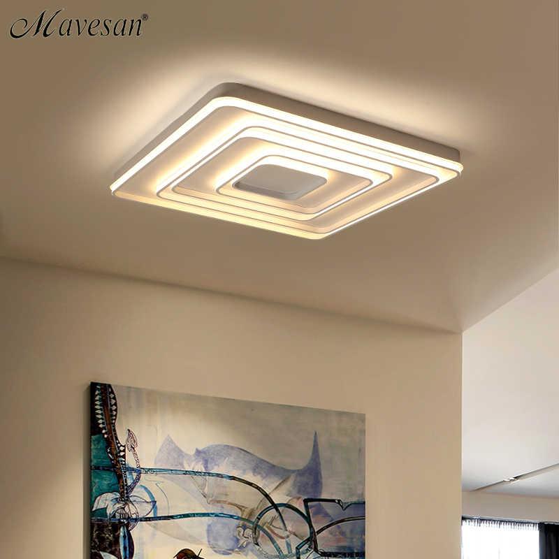 hogarlamparas para estarlámparas de de techo sala Lámparas para de techo techo de modernas para el techo de decorativas Led AC85 265Vlámparas EDIYW9H2