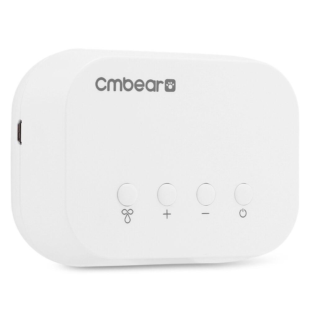Cmbear Double Baby Electric Breast Pump Breast Feeding -3636