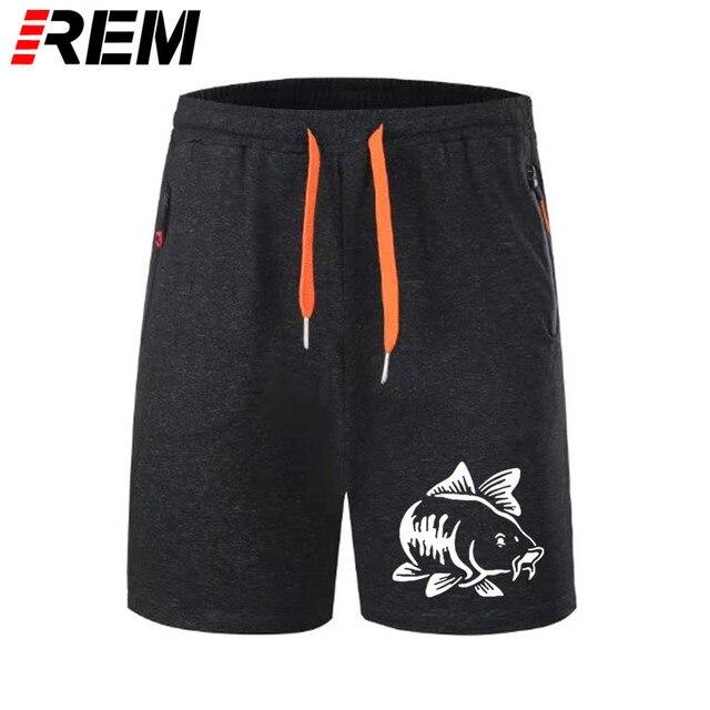 REM serin kısa pantolon erkek kısa külot sazan Fishinger Ruined benim hayat Fishinger Inspired çuha mürettebat pantolon breechcloth