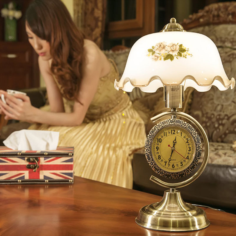 High quality old Shanghai style table lamp lighting and ...
