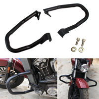 Motorcycle Engine Guard Highway Crash Bar bumper Protector For Indian Scout 2015 2018 Scout Sixty 2016 2018 2017