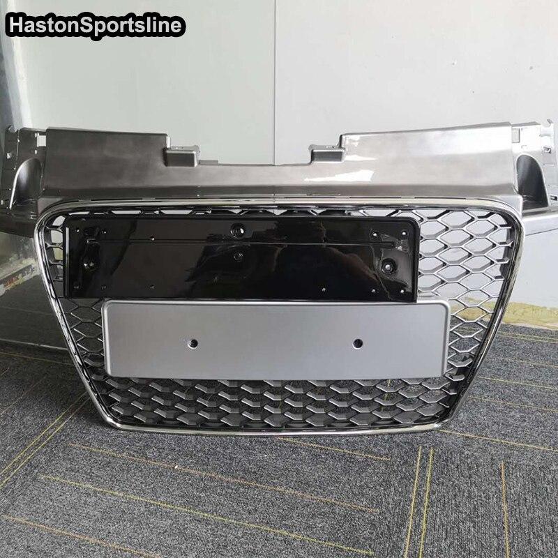Calandre de course avant de pièces extérieures de voiture automatique de TT pour le Style d'audi TT TTS TTRS 2008-2014 TTRS