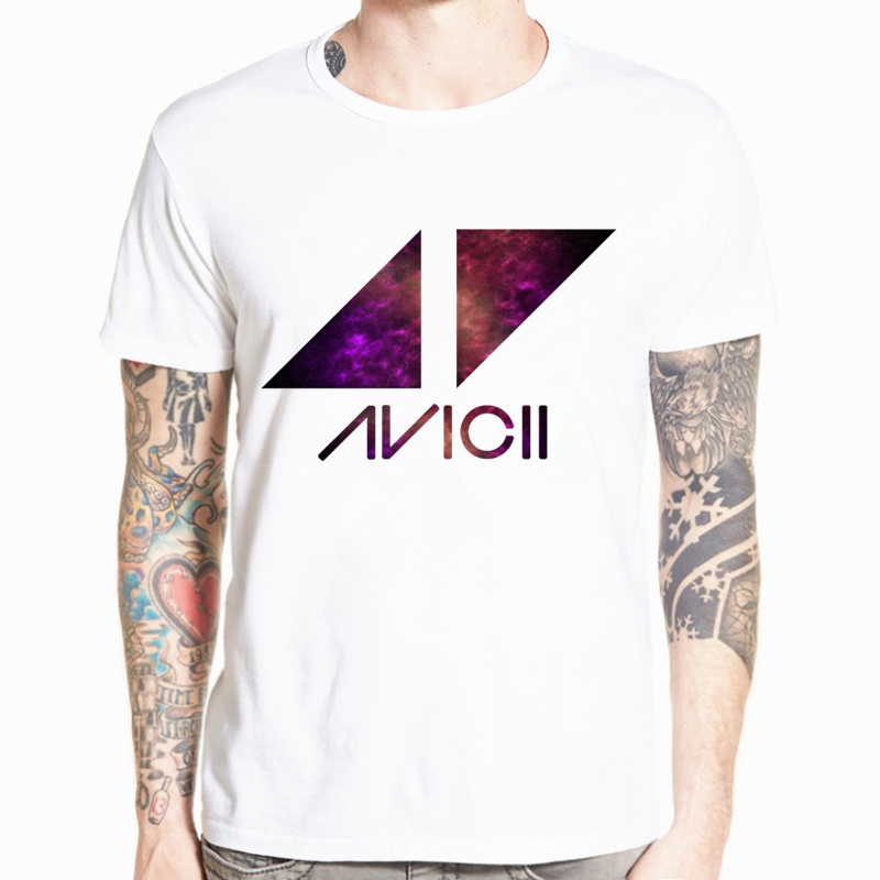 Music Dj Avicii R.I.P 1989-2018 Asian Size T-shirt Short sleeve O-Neck Summer Casual T shirt For Men And Women HCP4441