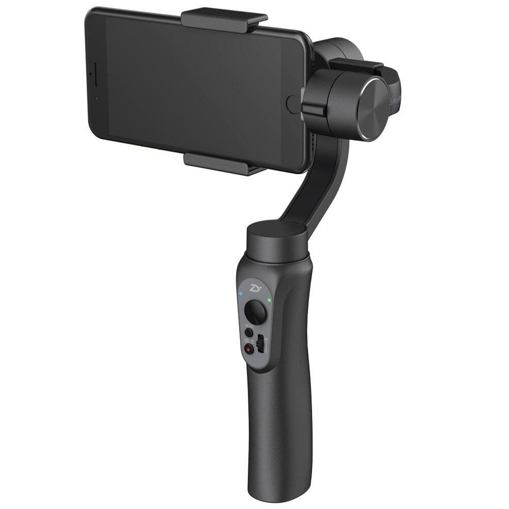 bilder für Zhiyun glatte-q glatt q handheld 3-achs gimbal tragbare stabilisator für smartphone iphone 7 plus 6 s7 vertikale schießen f20326/9