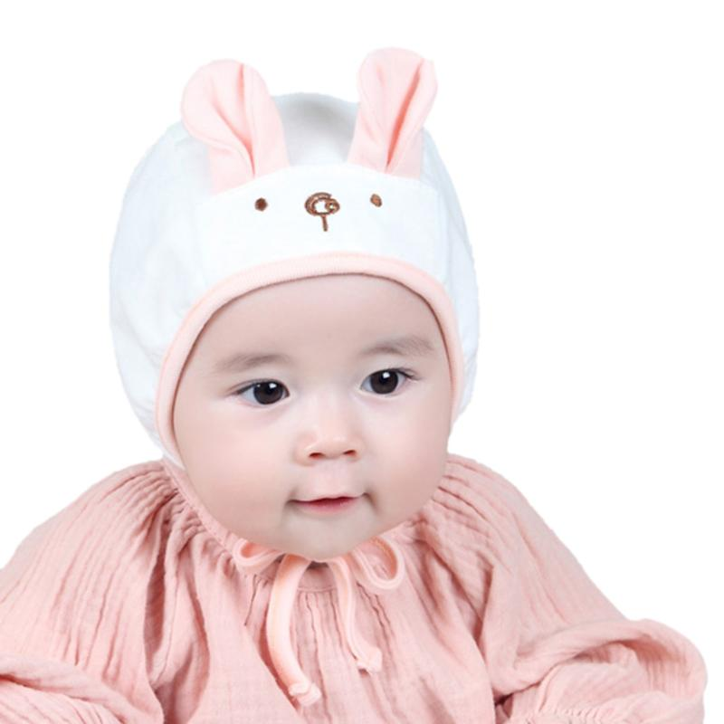 Unisex Newborn Baby Hat Cute Cartoon Animal Ear Winter Cap for Infant Boy Girl Christmas Fashion Cotton Hat Toddler Beanie Cap
