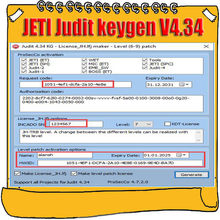 Jungheinrich (JETI) Judit -4 v4.34 licence ET ET SH Keygen niveau 6-9 Patch, offre spéciale 2021