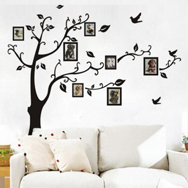 3 design small/medium/large frame family tree 94 ab home sitting ...