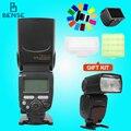 Yongnuo yn685 yn-685 gn60 2.4g sistema i-ttl hss flash speedlight inalámbrico con radio esclavo para nikon dslr cámaras