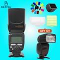 Yongnuo yn685 yn-685 gn60 2.4g sistema i-ttl hss speedlight flash com radio slave para nikon dslr câmeras sem fio
