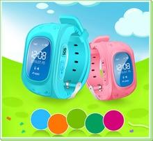 สมาร์ทเด็กปลอดภัยแกรมติดตามจีพีเอสซิมสำหรับเด็กดูสมาร์ท นาฬิกาโทรศัพท์สมาร์ทSOS G36 Q50เด็กWatchsสำหรับiOS A Ndroid ปลุก