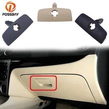 Posbay автомобильный бардачок ручка крышка замок отверстие для VW Passat B5 автомобиль-Стайлинг Чехлы черный/серый/бежевый перчаточный замок для ящиков
