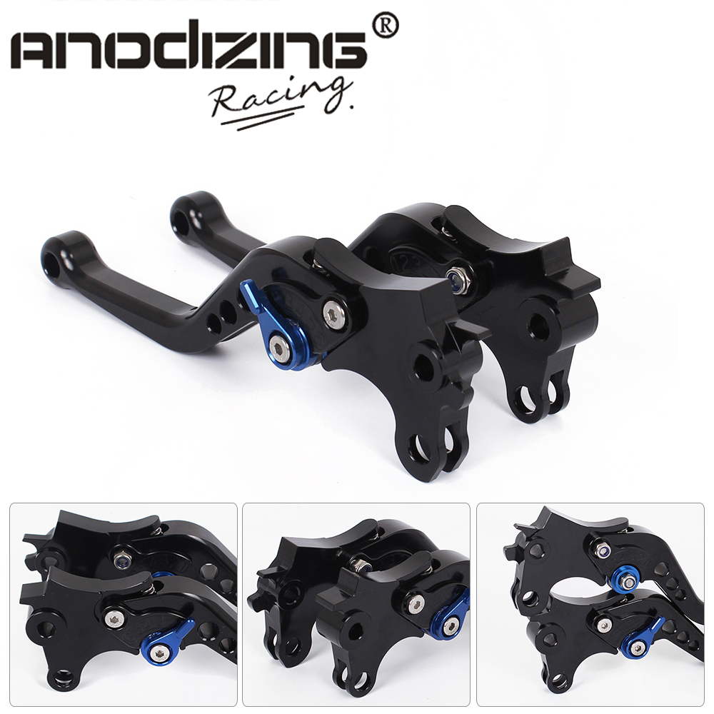 B-77 C-75  Motorcycle Brake Clutch Levers For Bmw R1200GS Adventure (LC)  2014-2017  K1600 GT/GTL 2017 jjc lc 77