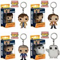 Funko Doctor Who Packet Key Chain Pop 10th 11th 12th Doctor ADIPOSE Vinyl Figures Collection  TV Series Lovely Keychains Ring