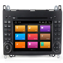 2019 Android 9.0 Octa Core PX5  for Mercedes-benz B200 W169 A160 Viano Vito Car Multimedia Player DVD radio dvd