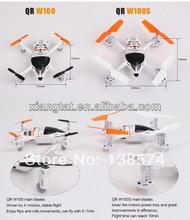 Walkera baru QR W100S upgrade WIFI RC FPV Drone Quadcopter BNF dengan HD kamera IOS / Andriod Control