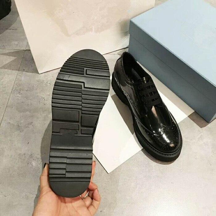 Plataforma Show Señoras Mezclado Caliente Moda as Show As Zapatos Oxford Zapatillas Lace up Venta Casual Redonda Cozy Color Tallado Punta Pisos De Mujer Las g4fzSS5qc