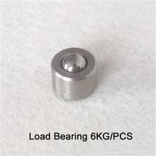 8PCS Mini-Cylinder Universal ball ball bearing cattle eye ball belt cattle eyeball universal ball Load Bearing 6KG JF1350 load bearing glasses