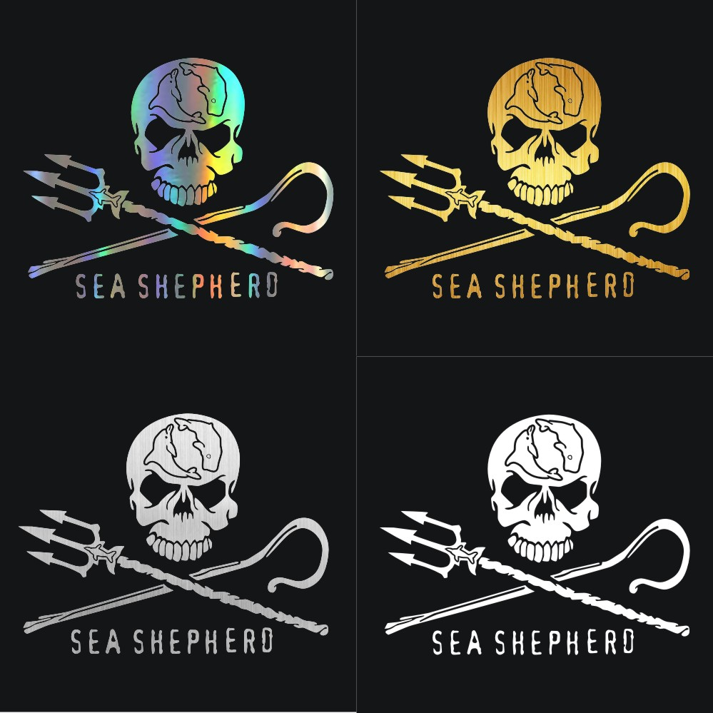 2019 178128cm Tancredy 3d Stickers Sea Shepherd Car Styling Sticker Funny Reflective Car Stickers And Decals Dazzle Color From Louyu 3628