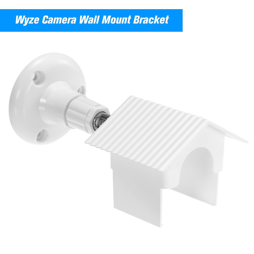 Wyze Camera Wall Mount Bracket Weather Proof Cover with Security Wall Mount