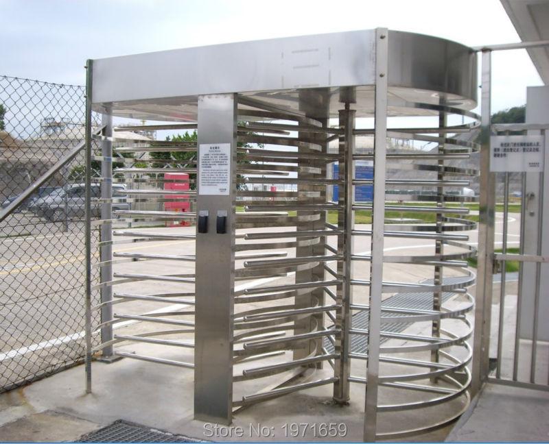 full automatic tripod turnstile (2)